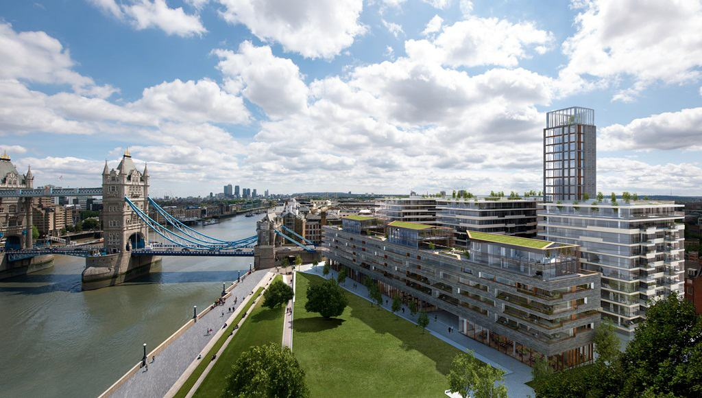 Newbridge Estate Agents - One Tower Bridge House For Sale