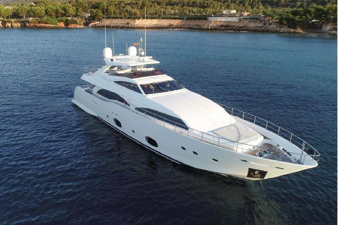 Investing Yachts Will Sink Swim Pools