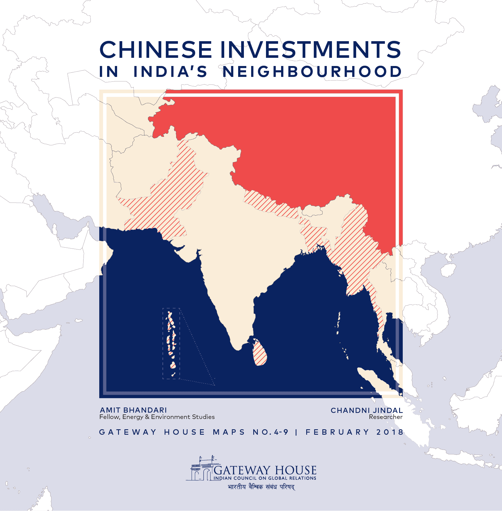 China vs india country invest