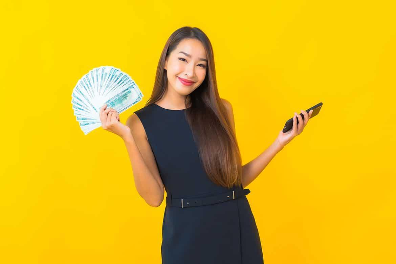 TOP+10 App vay tiền online trả góp hàng tháng mới 2021.