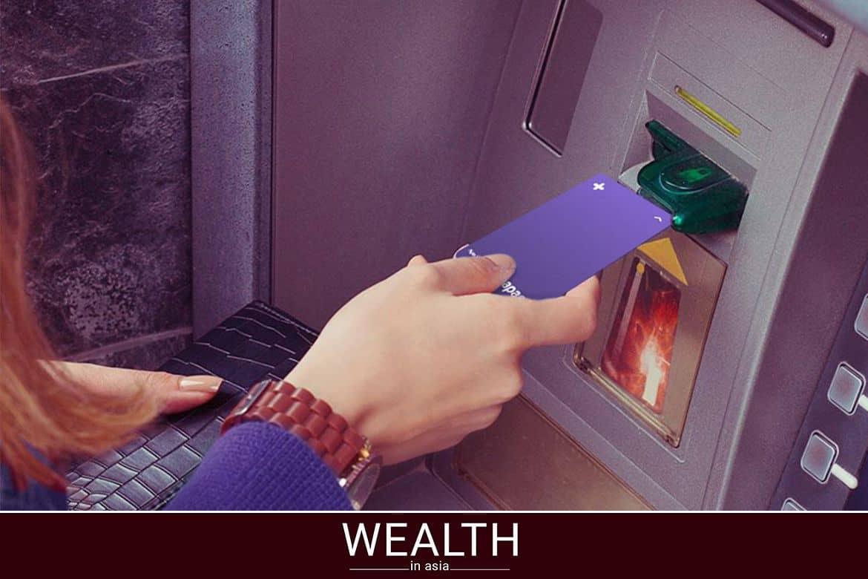 Chuyển tiền VCB sang Agribank bằng hệ thống ATM.