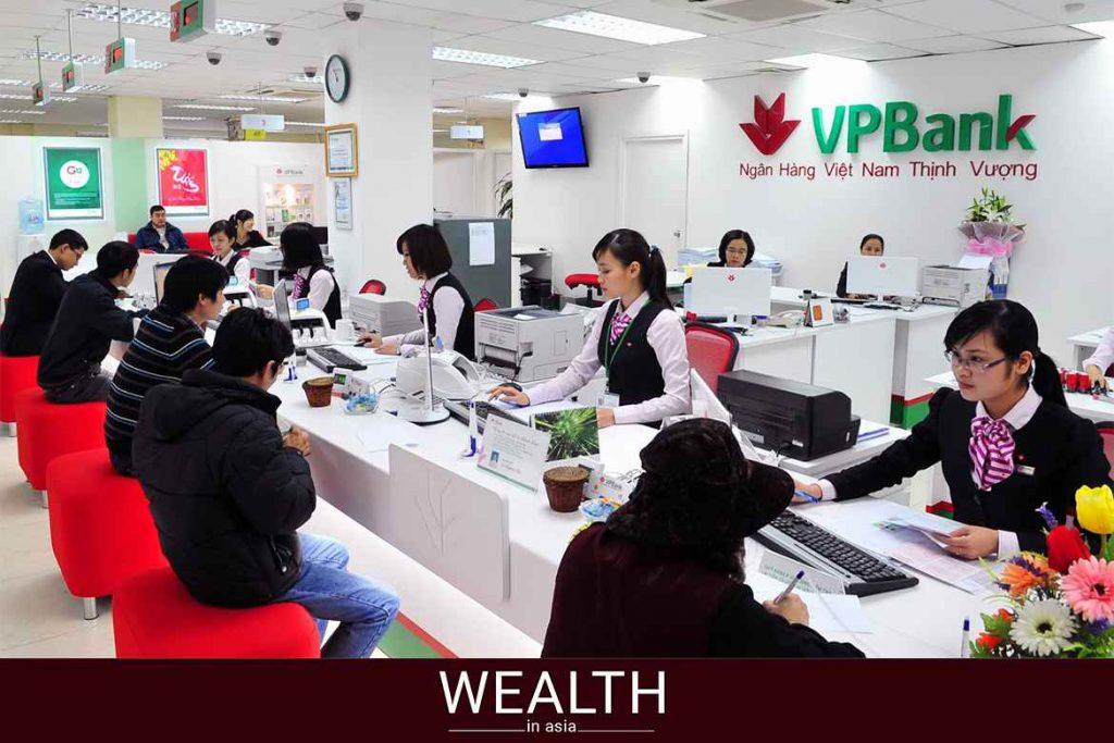 Phòng giao dịch ngân hàng VPBank