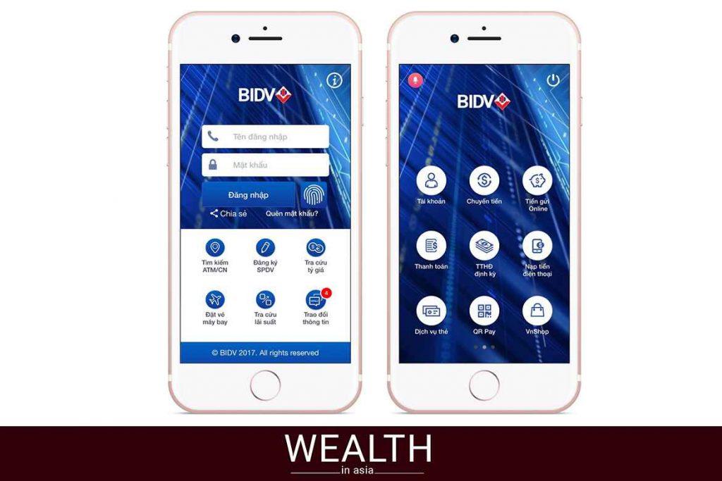 Cách chuyển tiền khi BIDV Smart Banking bị lỗi.