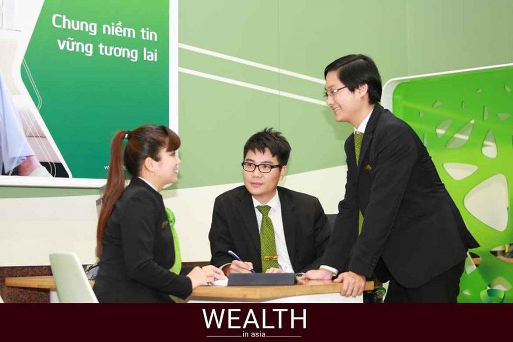 Lãi suất ngân hàng Vietcombank áp dụng với gói vay nào?