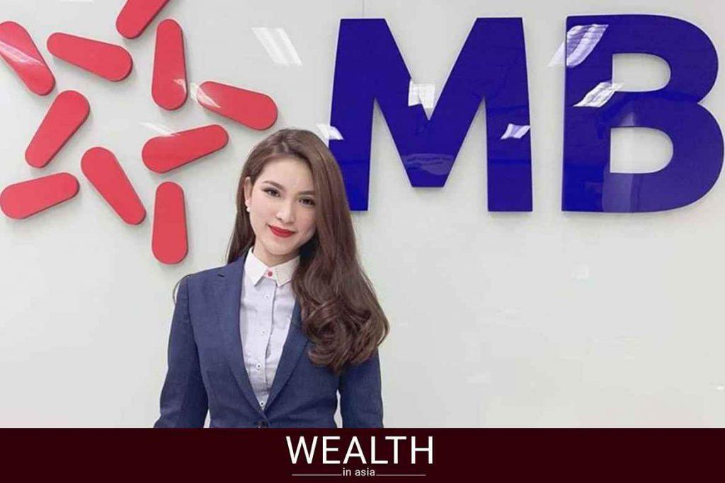 Phòng giao dịch ngân hàng MBBank
