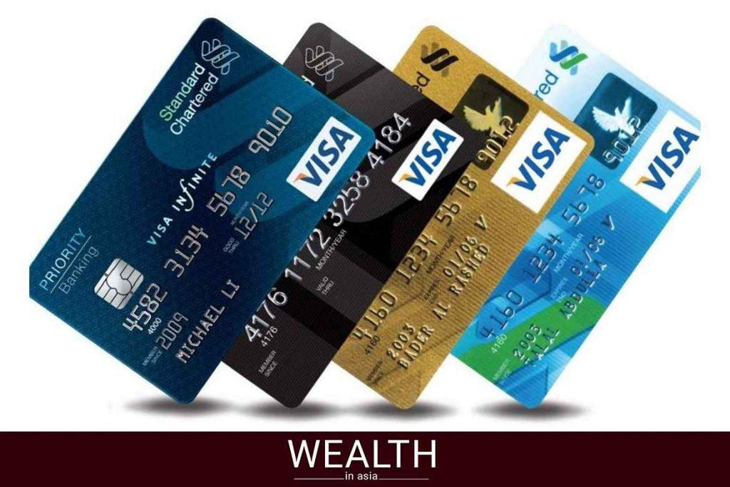 Thẻ Ngân hàng Standard Chartered