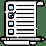 Bước 3: Ghi rõ nợ xấu vào tờ đơn xác nhận.