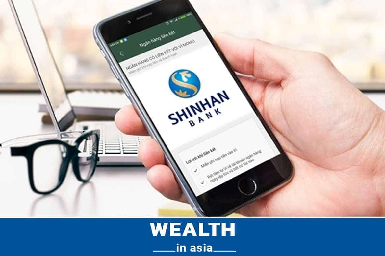 Các chức năng chính của Internet Banking Shinhan Bank