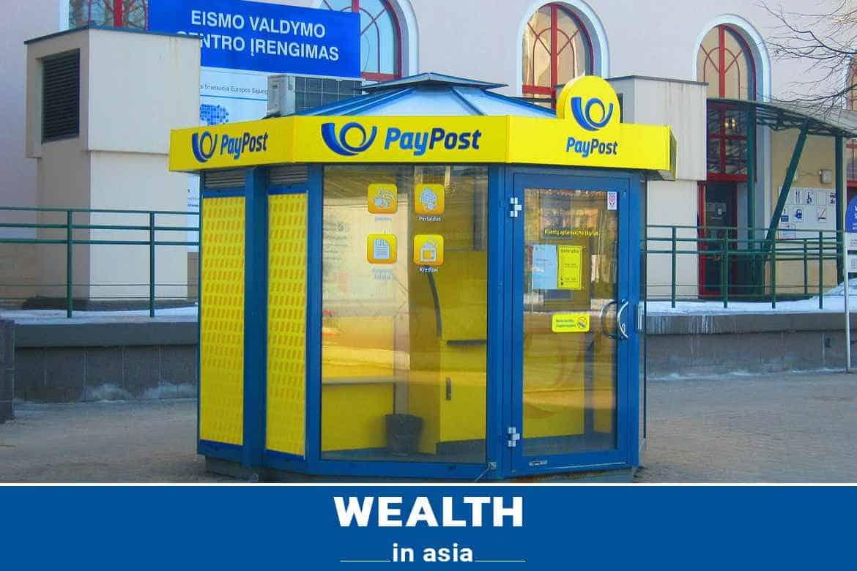 Chuyển tiền PayPost