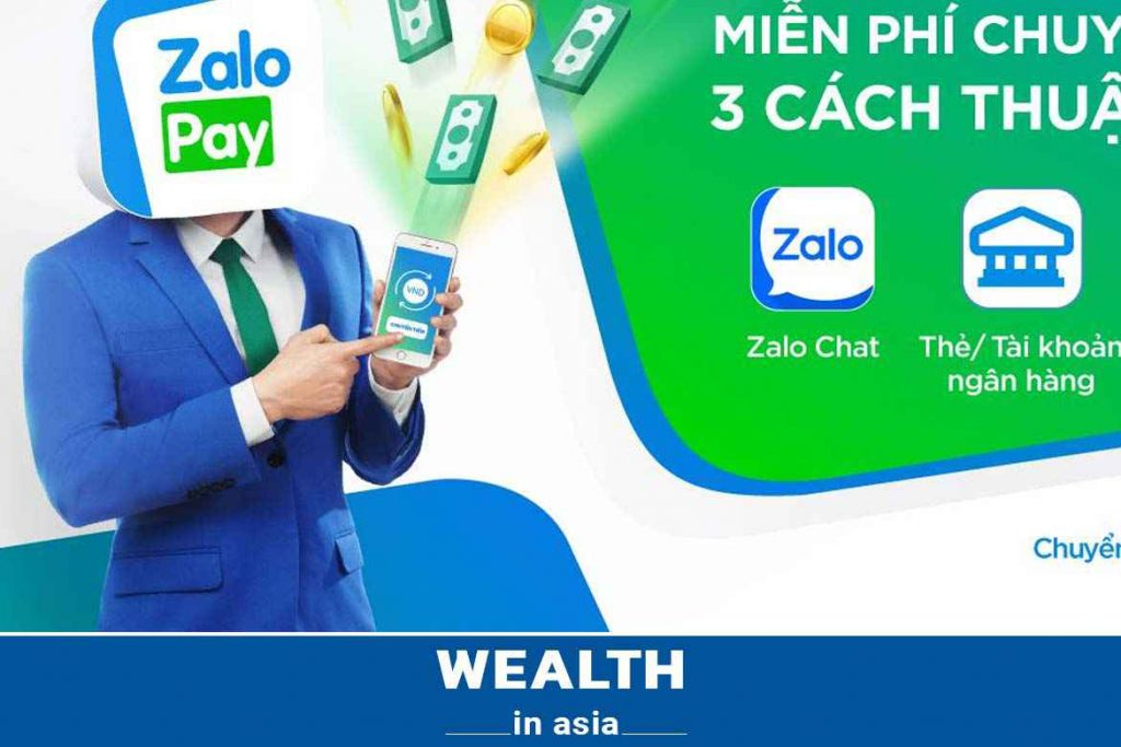 Hướng dẫn nạp tiền trực tiếp trên App Zalo Pay