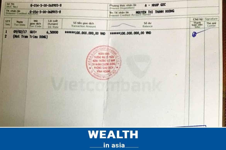 Mở sổ tiết kiệm ngân hàng vietcombank cần lưu ý gì?
