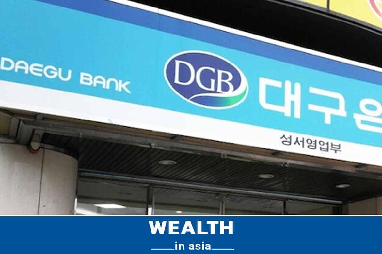 5/ Ngân hàng Daegu