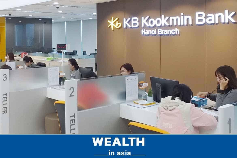 4/ Ngân hàng Kookmin