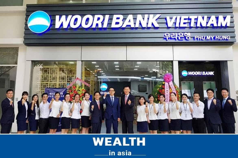 2/ Ngân hàng Woori Bank