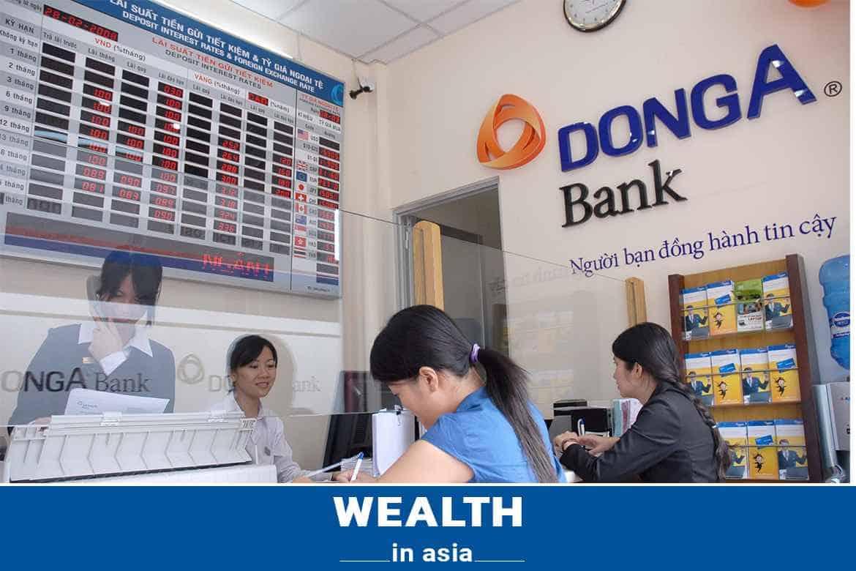 Nguyên nhân khiến tin đồn ngân hàng Đông Á phá sản!