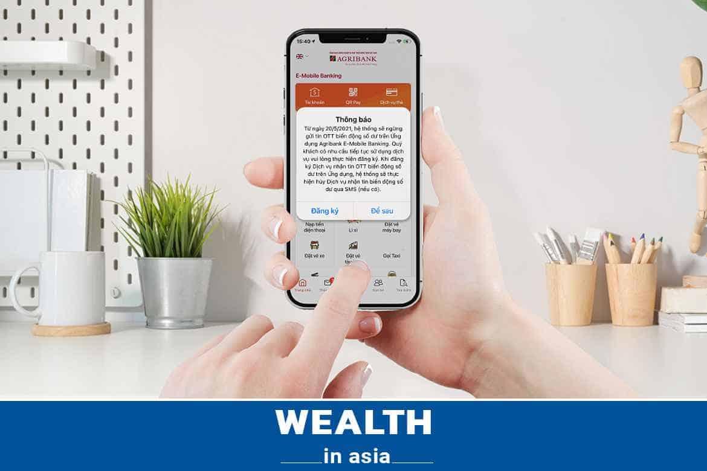 Tra cứu qua Agribank qua SMS Banking
