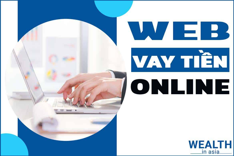 web vay tiền online mới, uy tín