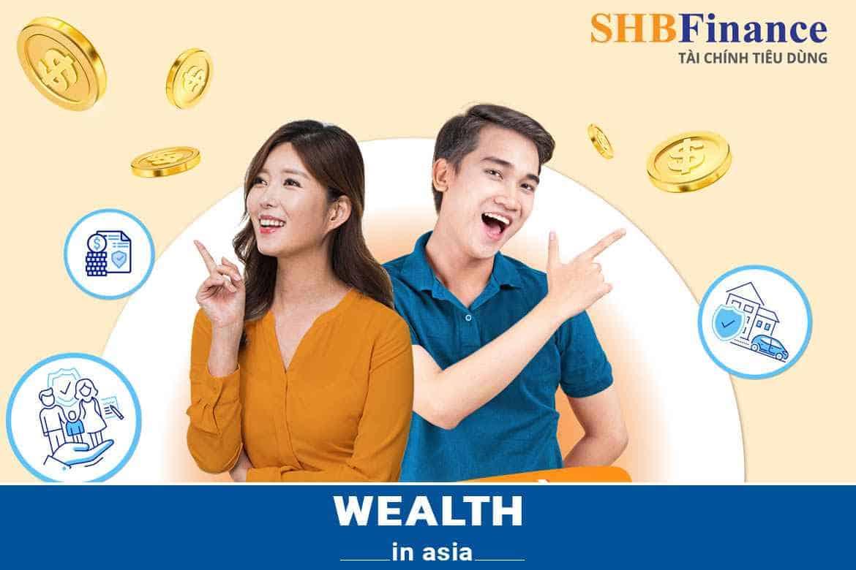 Vay tín chấp SHB Finance: Hướng dẫn quy trình, thủ tục mới!